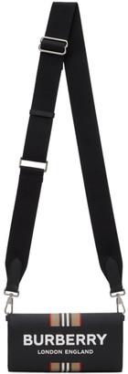 Burberry Black Ollie Wallet Bag