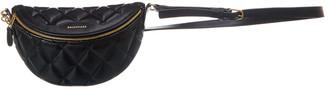 Balenciaga Souvenirs Charms Xxs Quilted Leather Belt Bag