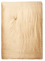 Ann Gish French Knot Silk Coverlet