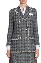 Thom Browne Double Breasted Jacket