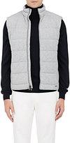 Ralph Lauren Purple Label Men's Quilted Jersey Vest