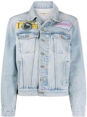 Fiorucci Nico NY Patches Jacket