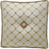"Dian Austin Couture Home Petit Trianon Tufted Pillow, 18""Sq."