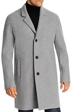 Cole Haan Single-Breasted Top Coat