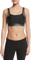 Wacoal Wire-Free High Impact Sports Bra, Black