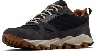 Columbia Women's IVO Trail Walking Shoe Blue (Dark Mirage Copper Ore 411) 5.5 UK 38.5 EU