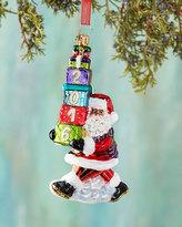 Christopher Radko Balancing the Date Christmas Ornament