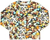 Paul Smith Balls Printed Light Cotton Sweatshirt