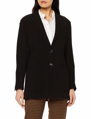Benetton Women's Basico 1 Woman Coat