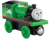 Fisher-Price Thomas & Friends Wooden Railway Roll & Whistle Percy