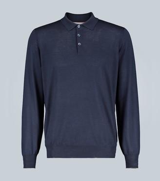 Brunello Cucinelli Polo-style sweater