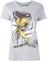Moschino Rat-A-Porter T-shirt - women - Cotton - XS