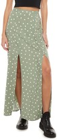 So Juniors' SO Double Slit Maxi Skirt