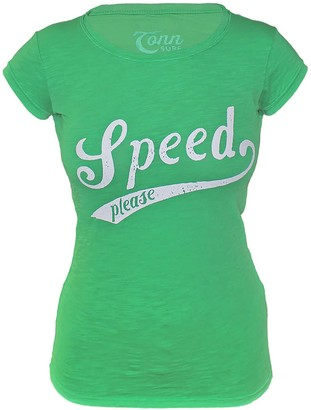 Tonn Ladies Speed Tee Green