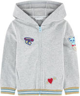 Little Marc Jacobs Hoodie with patches