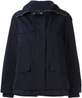 Moncler Eclair field jacket - women - Cotton/Polyamide/Polyester - 4