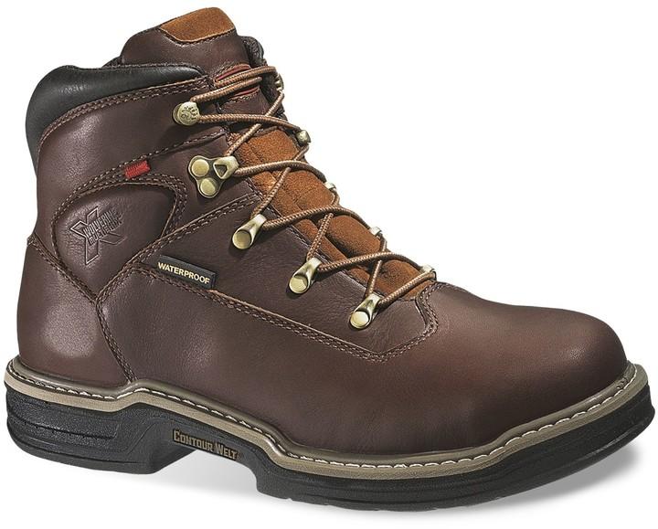 d0b77ace6d4 Buccaneer Men's Waterproof Steel-Toe Work Boots
