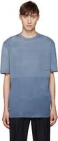 Lanvin Blue Vintage Washed T-Shirt