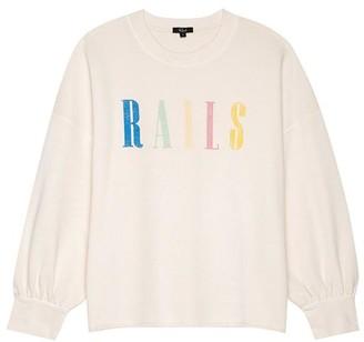 Rails Signature Sweatshirt Ivory - S