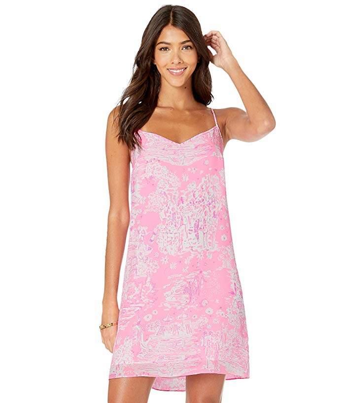 c0a5af03a3c9c5 Lilly Pulitzer Silk Dresses - ShopStyle