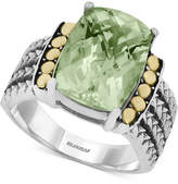 Effy BALISSIMA by Green Amethyst (5-3/4 ct. t.w.) Ring in 18k Gold and Sterling Silver