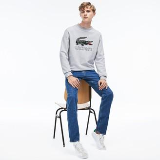 Lacoste Men's Graphic Croc Sweatshirt