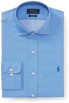 Polo Ralph Lauren Non-Iron Standard Fit Spread Collar Solid Dress Shirt