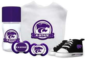 NCAA Kansas State University 5-Piece Baby Gift Set