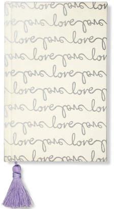 Kate Spade Love Bridal Journal