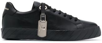 Philipp Plein Skull Plate low-top sneakers