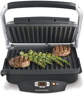 Hamilton Beach Steak Lover's Indoor Grill