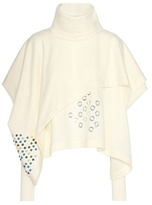 J.W.Anderson Embellished Wool Top