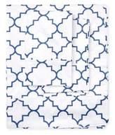 Melange Home 400 Thread Count Lattice Sheet Set