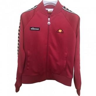 Ellesse Red Jacket for Women