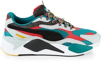 Puma Men's RS-X Afrobeat Mix Sneakers