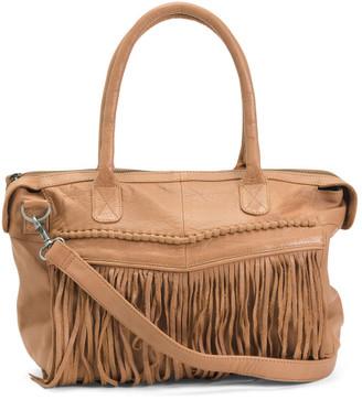 Leather Esther Satchel