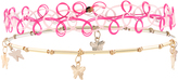 Accessorize 2 X Tattoo & Butterfly Anklet Pack