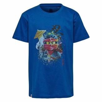 Lego Wear Boy's Lego Ninjago Cm-50231-T-shirt T-Shirt