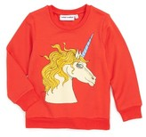 Mini Rodini Toddler Girl's Unicorn Sweatshirt