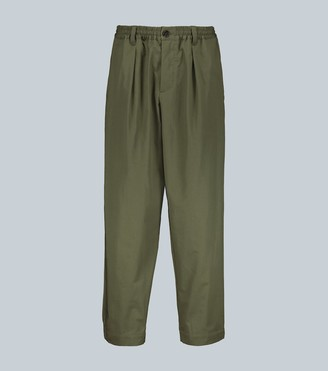 Marni Loose-fit cotton pants