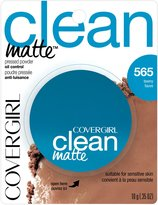 Cover Girl Clean Matte Pressed Powder Tawny 10 g