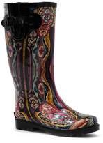 Corkys Victorian Print Rainboots