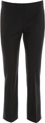 Alexander McQueen Wool Flannel Trousers