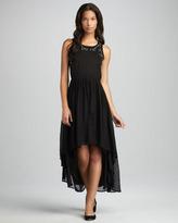 PJK Gallo High-Low Maxi Dress