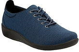 Clarks Sillian Tino Lace-Up Heathered Sneakers