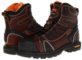 Thorogood 6 Lace To Toe (Brown Tumbled) Men's Work Boots