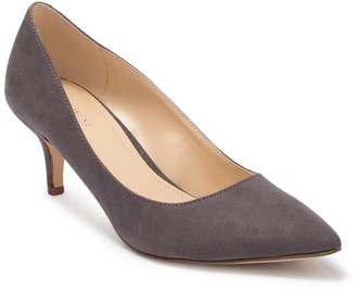 Nine West Low Key Pointed Toe Pump