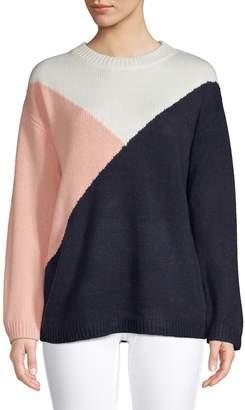 BB Dakota Bunny Slope Colourblock Sweater