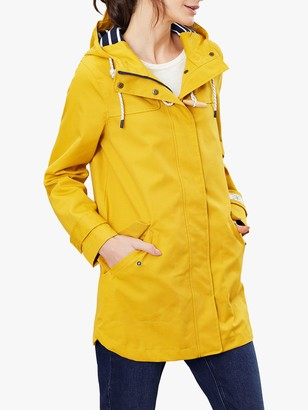 Joules Coast Mid Waterproof Coat