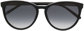 Tommy Hilfiger TH1724 round-frame sunglasses
